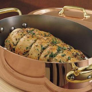 Pan-Roasted Turkey Breast
