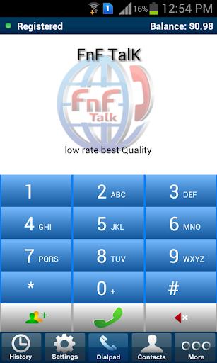 FnF Talk