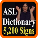 ASL Dictionary logo