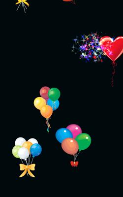 Fireworks Baby Balloon Pop - screenshot