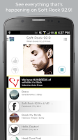 Screenshot of Soft Rock 92.9