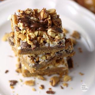 Skippy Peanut Butter Magic Cookie Bars