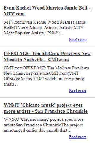 Hot Music News