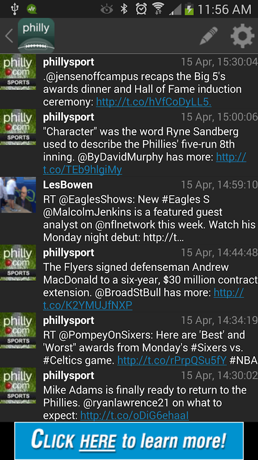 Philly Pro Football- screenshot