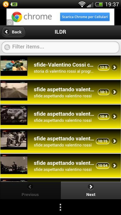 Valentino Rossi Collection - screenshot