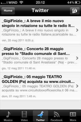 Gigi Finizio II- screenshot