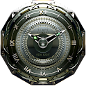 SENTIMEN Luxury Clock Widget icon