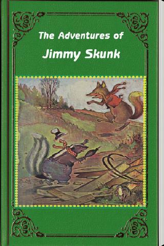 【免費書籍App】The Adventures of Jimmy Skunk-APP點子