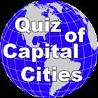 Quiz of Capital Cities icon