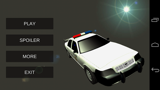 Police Car Driver 3D - Drift