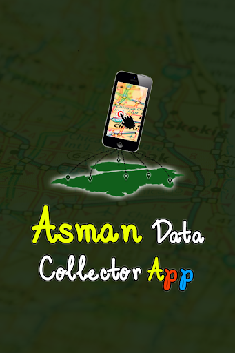 Asman Data Collector App