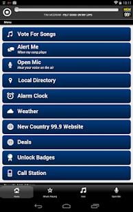 New Country 99.9 Radio - screenshot thumbnail