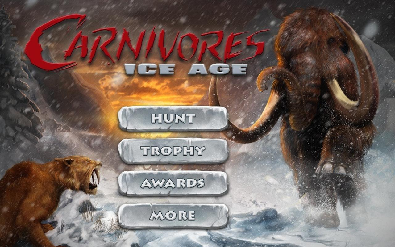 Carnivores: Ice Age - screenshot