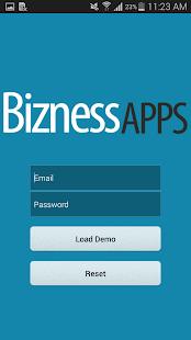 Bizness Apps Preview App - screenshot thumbnail