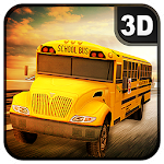 School Bus Driver 3D 1.0 Apk