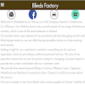 Blindsfactory.ie icon