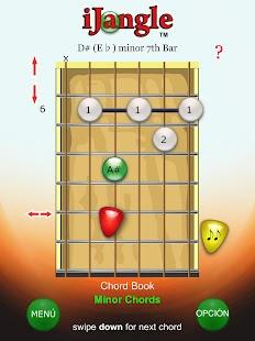 Acordes de Guitarra (GRATIS) - screenshot thumbnail