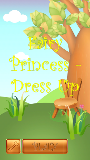 Fairy Dress Up Tab