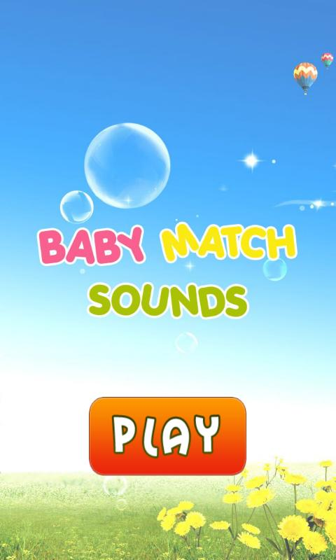 Baby Match Sounds - Pro - screenshot