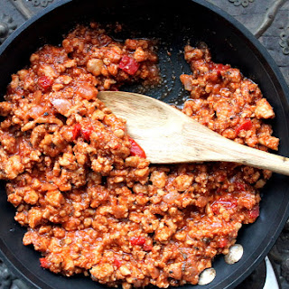 Favorite Lean Turkey Sloppy Joes