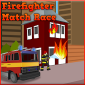 Fireman Match Race Game - Free
