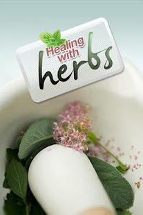 Healing with Herbs screenshot for Android