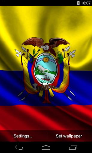 Magic Flag: Ecuador