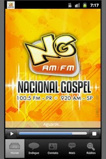 Nacional Gospel - screenshot thumbnail