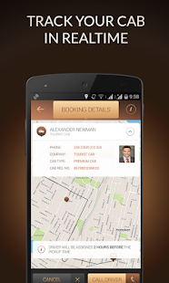 Taxi Booking App Book Taxi Cab - screenshot thumbnail