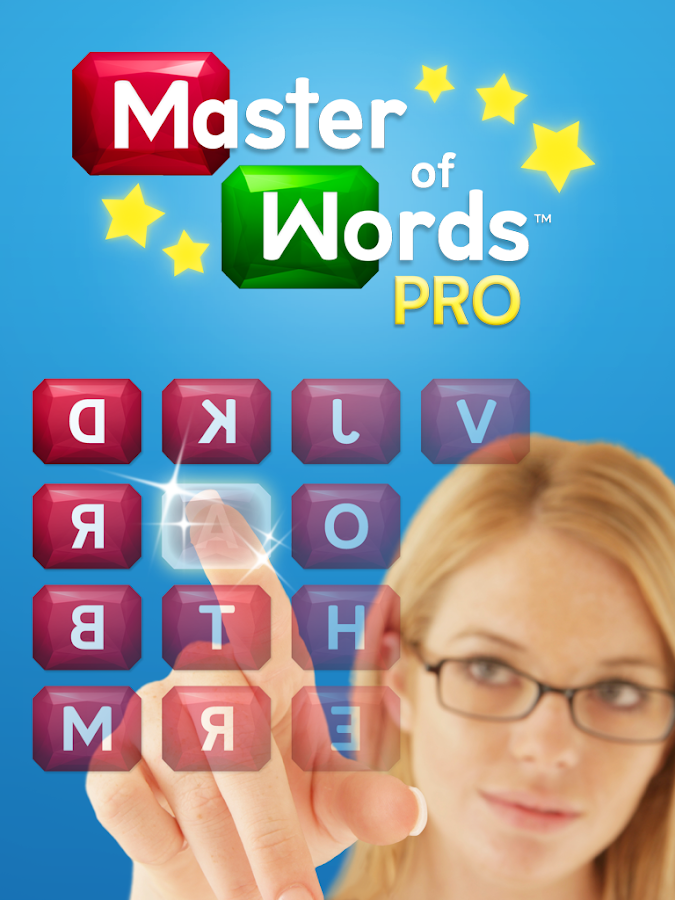 Master of Words PRO- screenshot