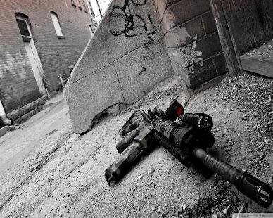 軍事戰爭武器:步槍