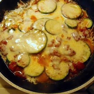 Zucchini Saute.