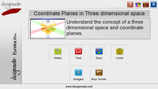 Coordinate Planes in 3D space