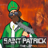 St Patrick - Dawn of the Lep