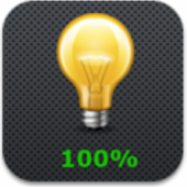 Flashlight and Battery Widget