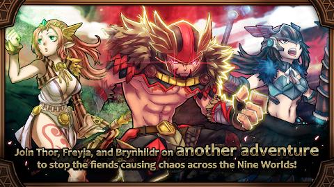 Thor: Champions of Asgard Screenshot 1