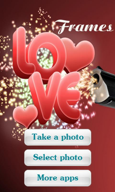Love Photo Frames- screenshot