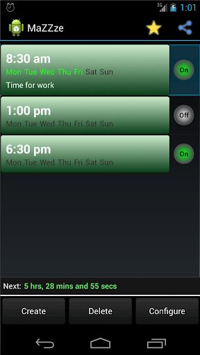 MaZZze Alarm Clock Pro