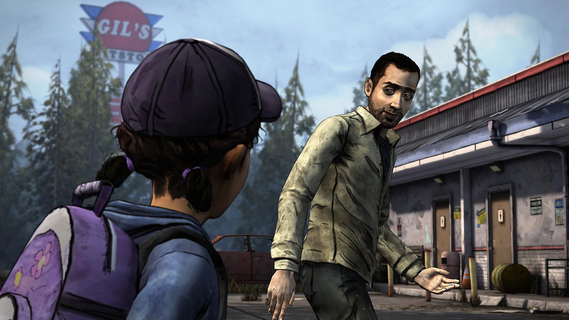 The Walking Dead: Season Two screenshot #9