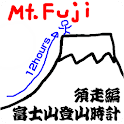 Mount Fuji watch 1 logo