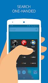 AppDialer T9 app/people search Screenshot 3