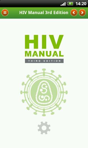 【免費醫療App】HIV Manual Third Edition-APP點子
