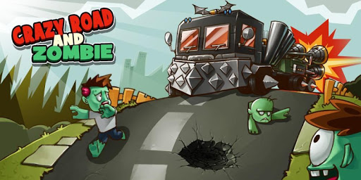 瘋狂殭屍公路