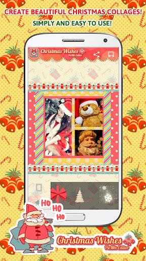 聖誕 圖片 拼貼畫