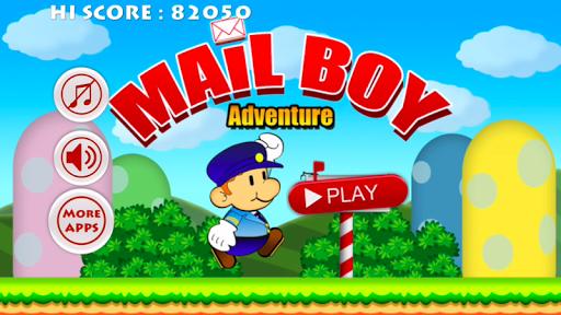 Mail Boy Adventure