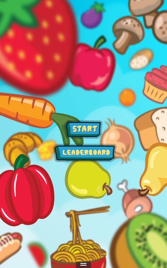 เกมจับคู่ผลไม้- screenshot
