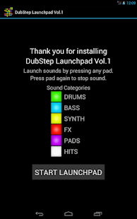 Dubstep Launchpad 1 Free - screenshot thumbnail