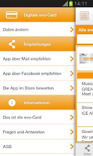 evo-Card-mobil - náhled