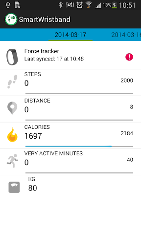 免費下載健康APP|腕宝路智能手环 app開箱文|APP開箱王