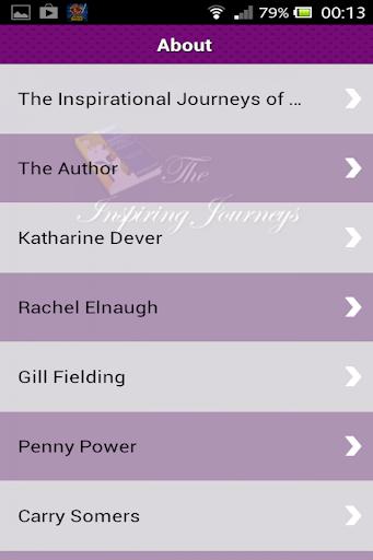 The Inspiring Journeys